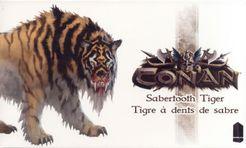 Conan: Sabertooth Tiger