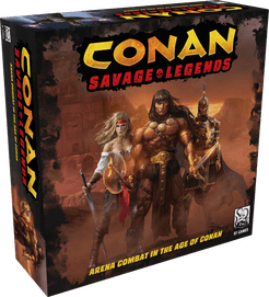 Conan: Savage Legends