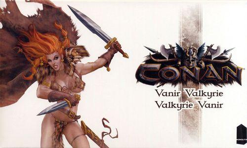 Conan: Vanir Valkyrie