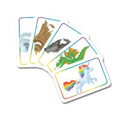 Concept Kids: Animals – Fantasy Animals Promo Cards
