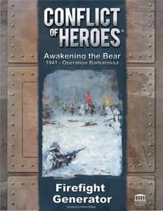 Conflict of Heroes: Awakening the Bear – Firefight Generator