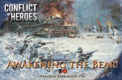 Conflict of Heroes: Awakening the Bear! – Operation Barbarossa 1941 (second edition)