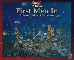 Conflict of Heroes: First Men In – Normandy 1944