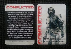 Conflicted: The Survival Card Game