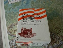 Conflicts in American History: The Civil War Module 1