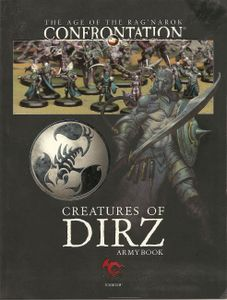 Confrontation: Creatures of Dirz Army Book