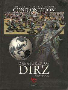 Confrontation: Creatures of Dirz Army Book