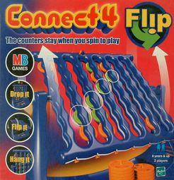 Connect 4 Flip