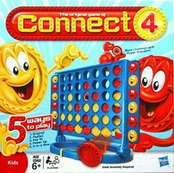 Connect 4 (Revised Second Edition)