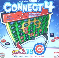 Connect 4:  Rivalry Edition