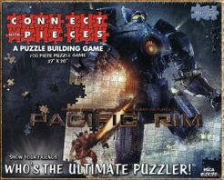 Connect with Pieces: Pacific Rim
