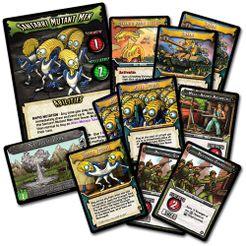 Conquest of Planet Earth: Santarri Mutant Men Supplement