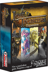 Conquest of Speros: Lost Treasures Expansion