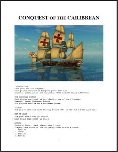 Conquest of the Caribbean