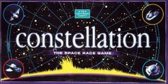 Constellation: The Space Race Game