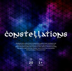 Constellations Roll & Write
