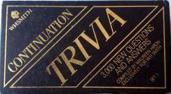 Continuation Trivia: Set One