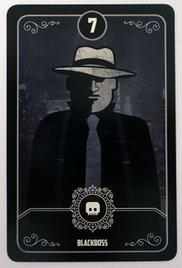 Contract: Blackboss Promo Card