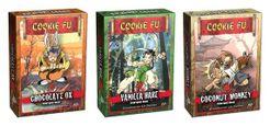 Cookie Fu: Grandmaster Chi Battles