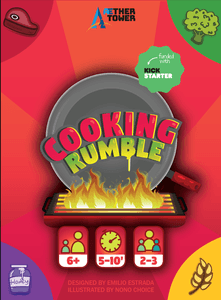 Cooking Rumble