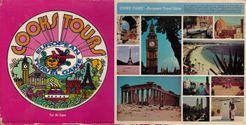 Cooks Tours: European Travel Game