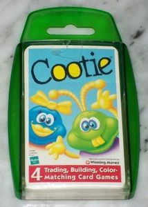 Cootie Card Game