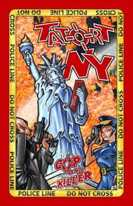 Cop & Killer Expansion Tatort New York (Crimescene NY)