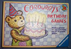 Corduroy's Birthday Games