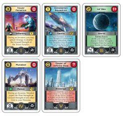 Core Worlds: Dice Tower Season 11 Kickstarter Promo