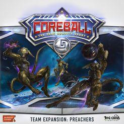 CoreBall: The Zero Gravity Sport – Preachers Team Expansion