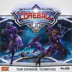 Coreball: The Zero Gravity Sport – Technoticks Team Expansion
