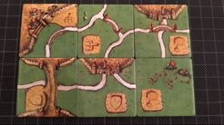 Corn Circles 3 (fan expansion to Carcassonne)