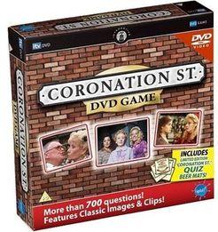 Coronation St. DVD Game