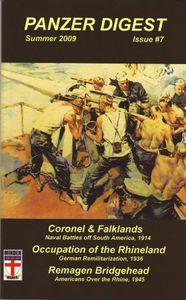 Coronel & Falklands: Naval Battles off South America, 1914