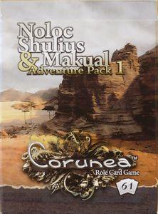 Corunea RCG Adventure pack #1: Noloc Shulius & Makual