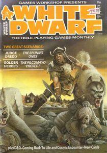 Cosmic Encounter: White Dwarf Magazine Expansion