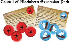 Council of Blackthorn: Council Member Expansion Pack