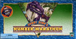 Count Dino's Number Marathon