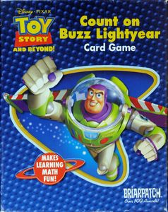 Count on Buzz Lightyear Card Game
