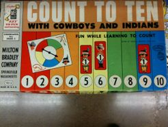 Count to Ten with Cowboys and Indians