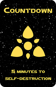 Countdown: 5 Minutes to Self-Destruction