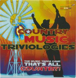 Country Music Triviologies