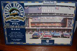 County Stadium Pro Baseball Game
