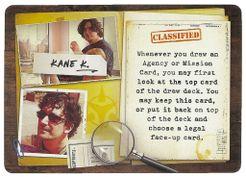 Covert: Kane Klenko Character Card