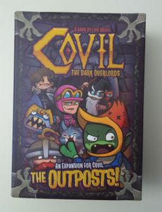 Covil: The Dark Overlords – The Outposts