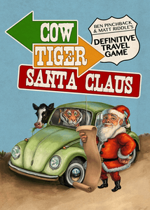 Cow Tiger Santa Claus