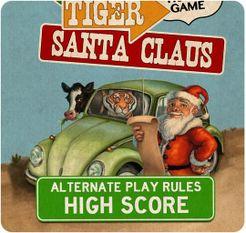 Cow Tiger Santa Claus: Alternate Play Rules