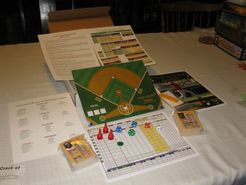 Crack of the Bat Baseball Dice Game