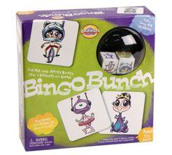 Cranium Bingo Bunch