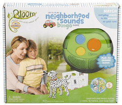 Cranium Bloom: Let's Play Neighborhood Sounds Bingo Game